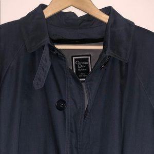 Christian Dior Blue Overcoat 🧥